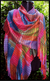 Evening Out Shawl